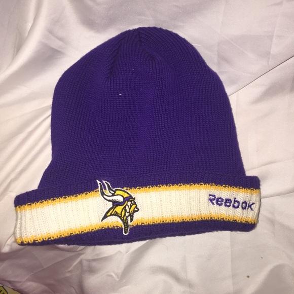 6fe77af5c Minnesota Vikings Reebok Knit NFL. M 5b72001bdcfb5a2c741fec4d. Other  Accessories ...